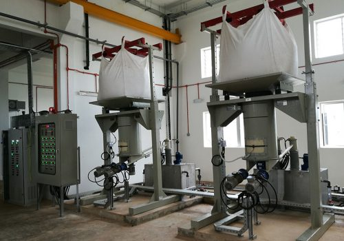 Chemical Dosing System - Lime Dosing System
