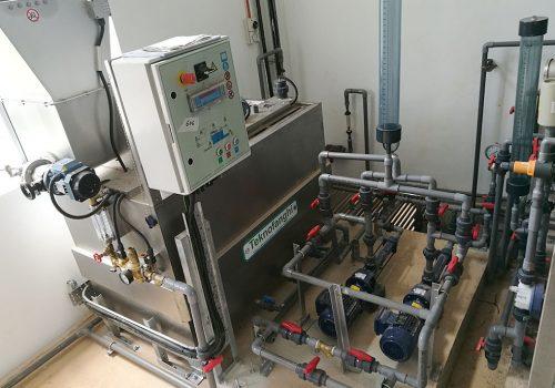 Chemical Dosing System - Polymer Dosing System