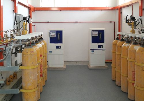 Disinfection System – Chlorine System