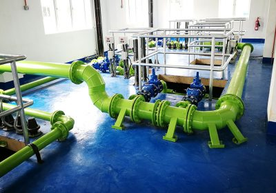 Pipework Installation