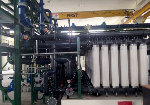 Filtration - Ultrafiltration System